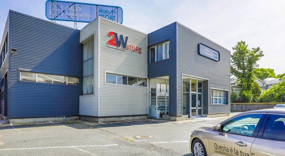 Authos Mobility Store - Noleggio lungo termine